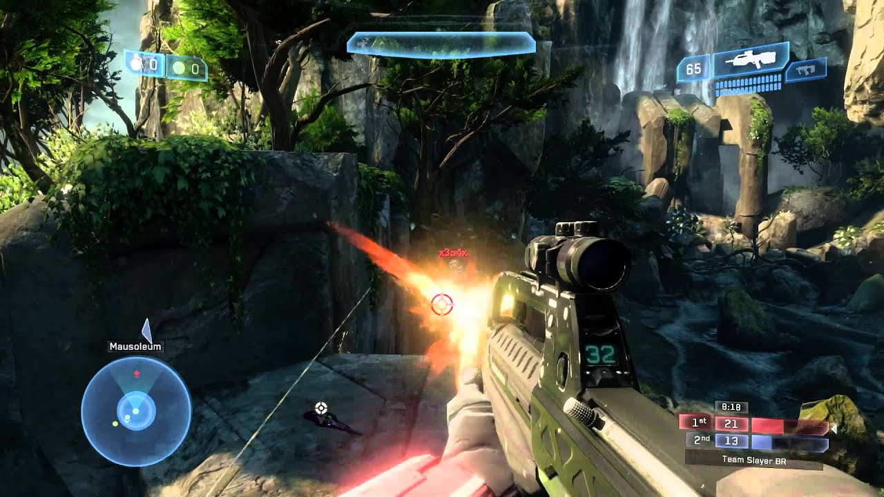 Halo: MCC · Halo 2: Anniversary · Multiplayer · 23-7 - YouTube