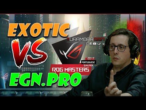 ▶️ ZorlaK Cast #5: EXOTIC vs EGN.PRO BO3 @ROGMASTERS