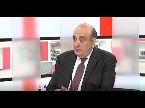 حوار اليوم مع الوزير السابق فادي عبود