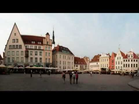 Tallinn & Amazing - The Capital and Largest City Part IV
