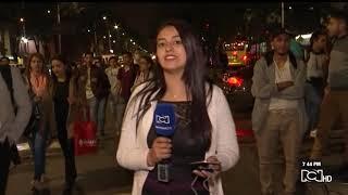 Más de 200.000 personas afectadas por parálisis en Transmilenio durante marchas estudiantiles