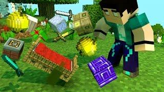 Minecraft Mod - ITENS REALISTAS - REALIST PHYSICS ITEM