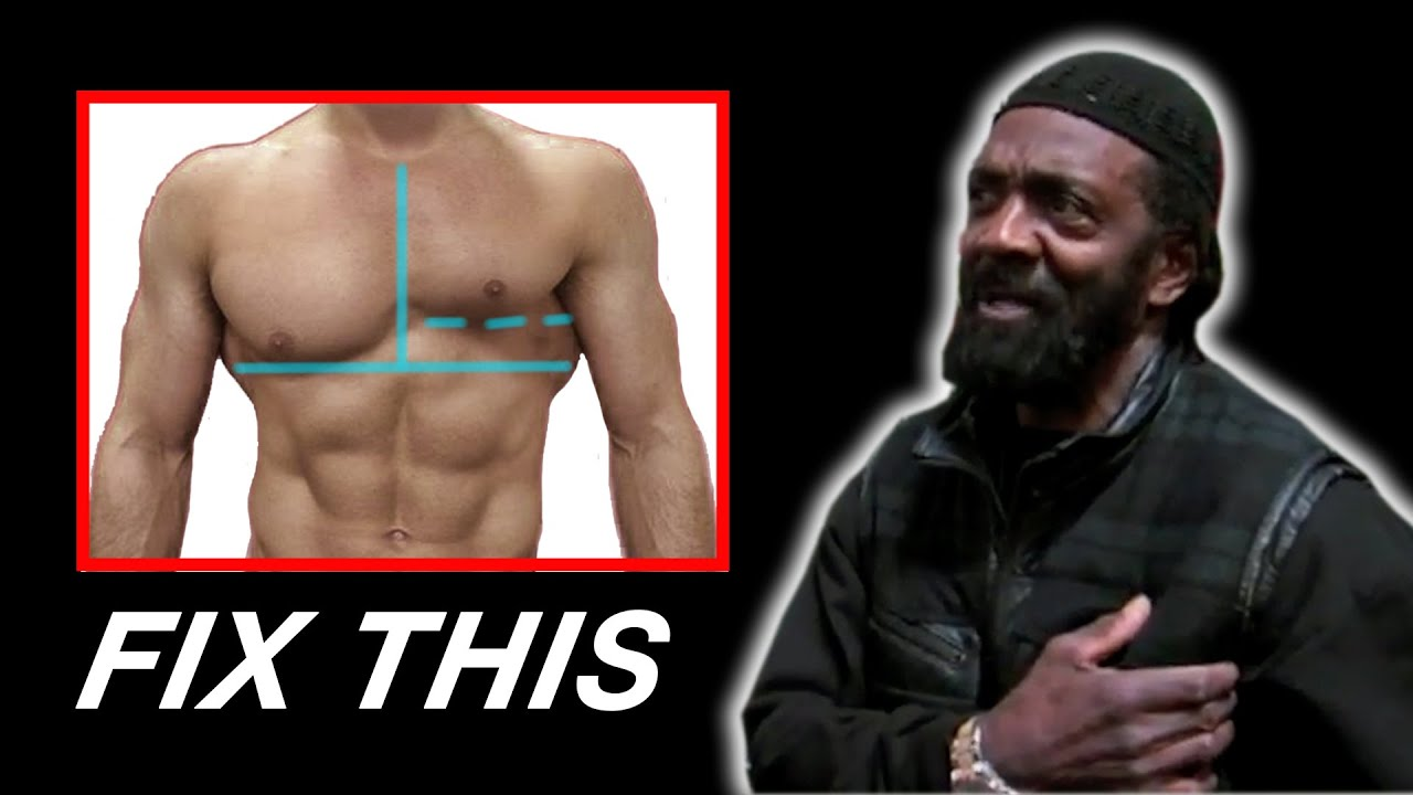 UNEVEN CHEST? ( HOW TO FIX IT )
