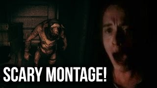 SCARY MONTAGE! Amnesia: A Machine For Pigs (Warning: Girly Screaming)
