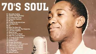 70's Soul   Sam Cooke, Marvin Gaye, Al Green , Phylis Hyman, Luther Vandross