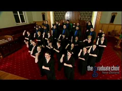 Te Aroha - Katene - The Graduate Choir NZ
