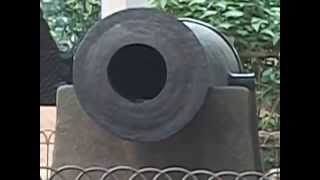 Dal Madal Cannon at Bishnupur