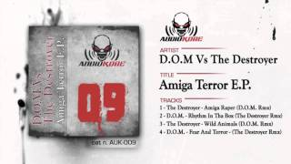 THE DESTROYER - Amiga Raper (D.O.M. Rmx)