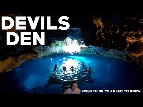 Devil's Den Florida Travel Guide: Everything you need to know.