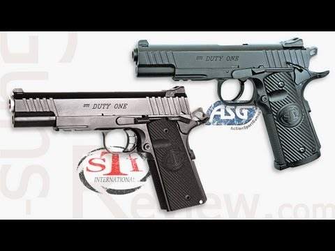ASG STI Duty One Blowback/Non