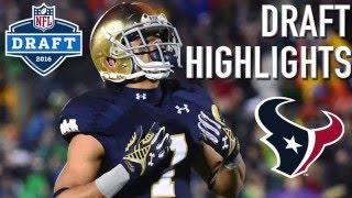 Houston Texans || 2016 NFL Draft Highlights