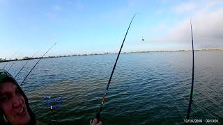На рыбалке 13.10.2019 г.