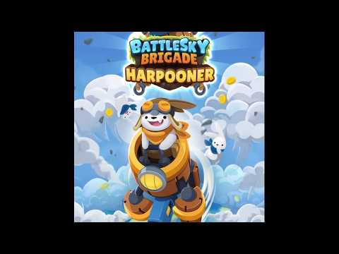 BattleSky Brigade: Harpooner Trailer (iPad)