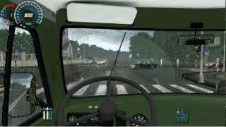 City Car Driving 1.2.5 ~ Uaz-452
