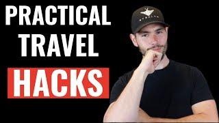 Practical Travel Hacks ( 5 Easy Tricks + Bonuses)