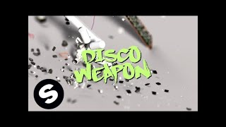 Смотреть клип Moti & Maurice West - Disco Weapon