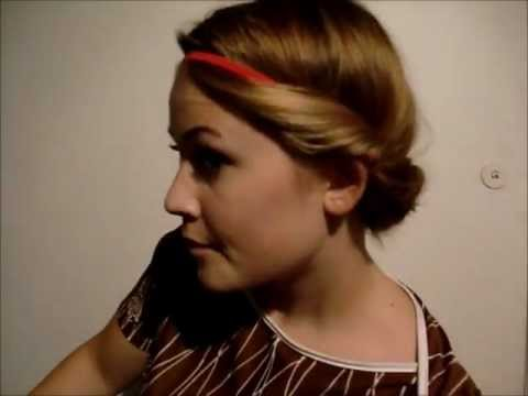 343e07876379 Tutorial: 40-tals vågor i håret av Klippdockorna.se - Most Popular Videos