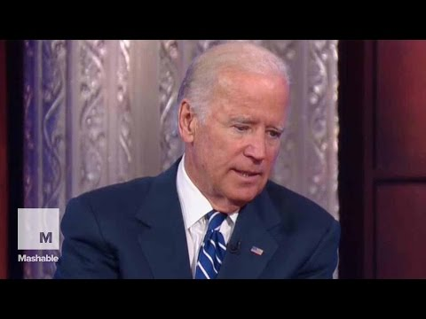 Joe Biden Opens Up About His Son and the Chances of a Presidential Run | Mashable News