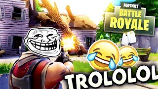 I WILL BE GETROLLT in Fortnite!