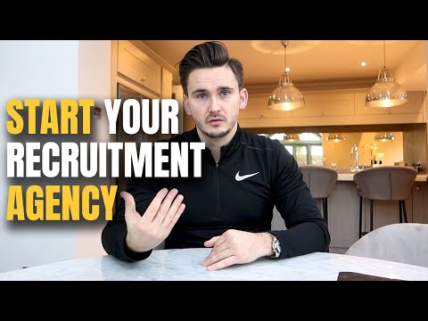 How To Start Your Recruitment Agency As a Beginner