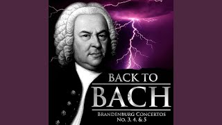 Brandenburg Concerto No. 3 in G Major, BWV 1048: III. Allegro
