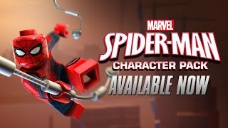 Spider-Man Character Pack Available Now | LEGO Marvel's Avengers