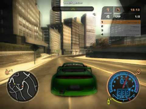 Need For Speed Most Wanted Car Mods Fast & Furious