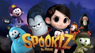 Spookiz: Zaj Movie | Cartoons rau cov menyuam | Official Full Movie