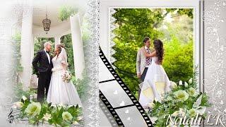 Свадебный жемчуг | Wedding pearls | Free project for ProShow Producer