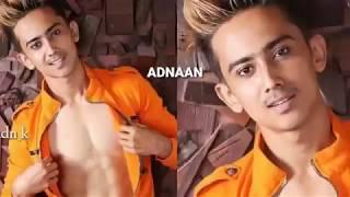 Adnaan shaikh romantic status video by team mutant 07 dz || adnaan07dz new musically video 2018