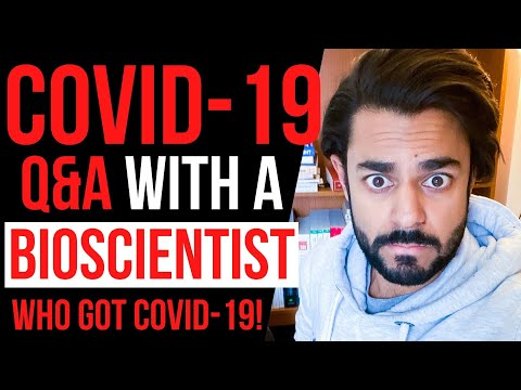 COVID-19: Q&A with a Molecular Biologist About Coronavirus and Hydroxychloroquine