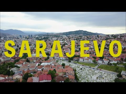 Croatia - Day Six | The City of Sarajevo