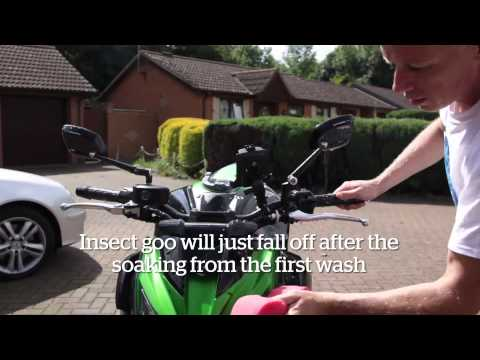 How to... Clean your bike  | How to | Motorcyclenews.com