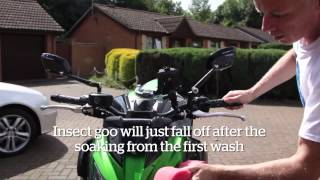 How to... Clean your bike    How to   Motorcyclenews.com