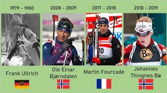 Biathlon winner list