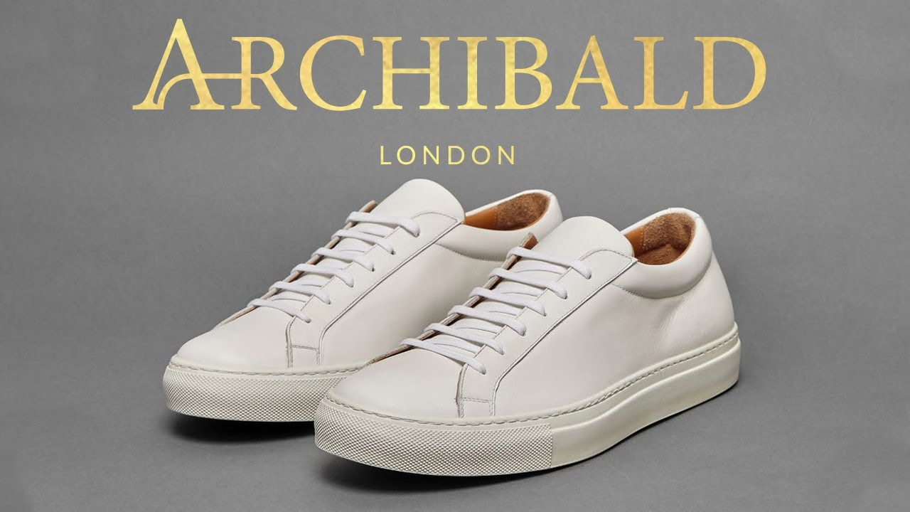 This Is What Happens When You Let a FORUM DESIGN A SHOE - (CUT IN HALF) - Archibald London