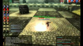 Test Knight Online - IntPriest ws rogue - ForeverAlive