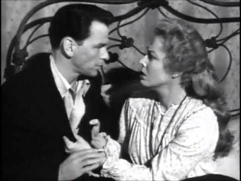 The Man with the Golden Arm  Eleanor Parker betrays herself