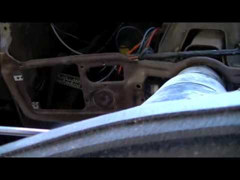 C10 Dash Removal Part 1