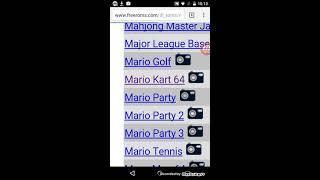 Como descargar Mario kart 64 en android