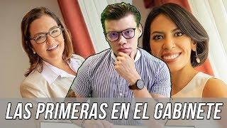Alexandra Hill y Suecy Callejas: las primeras en el gabinete - SOY JOSE YOUTUBER