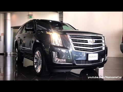 Cadillac Escalade Platinum/ESV 2019 | Real-life review