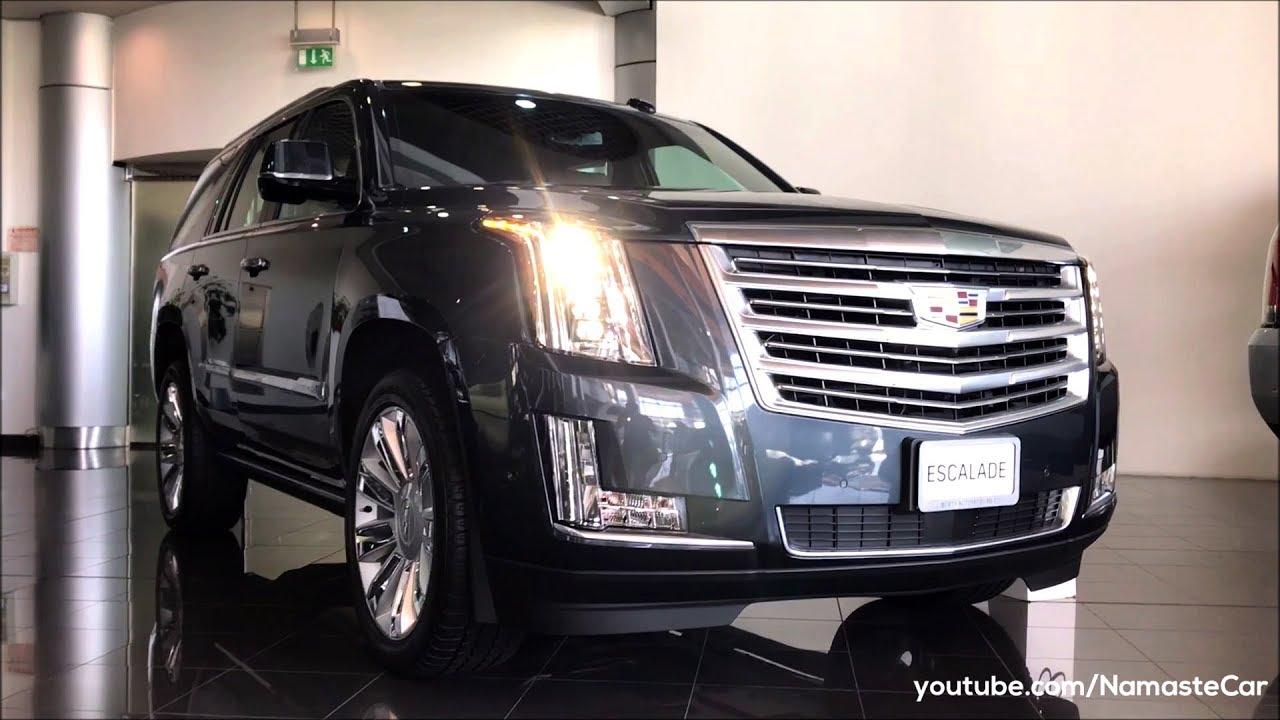 Cadillac Escalade Platinum >> Cadillac Escalade Platinum Esv 2019 Real Life Review