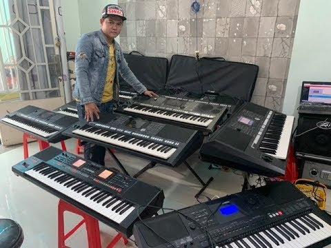Bán đàn Organ Korg Pa900 Giá Rẻ Tại Nhạc Cụ Minh Huy 0707522522