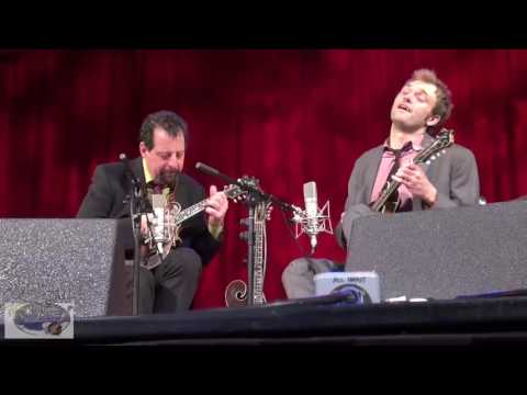 Mike Marshall and Chris Thile Wintergrass 2013