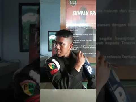 Polisi Militer Jaran Goyang Mas....