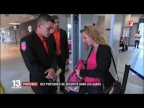 Les agents de sécurité du Groupe BSL Sécurité sur France 2 !