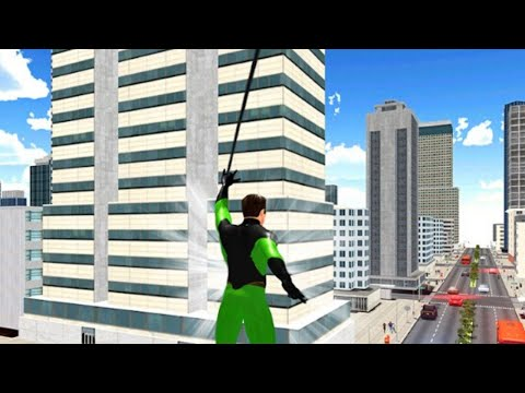 Superhero City Rescue Mission Superhero Crime Battle Android Gameplay