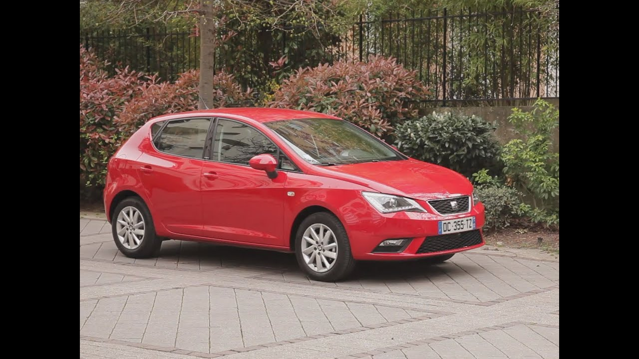 essai seat ibiza 1 2 tsi 85 i tech 2014 youtube. Black Bedroom Furniture Sets. Home Design Ideas