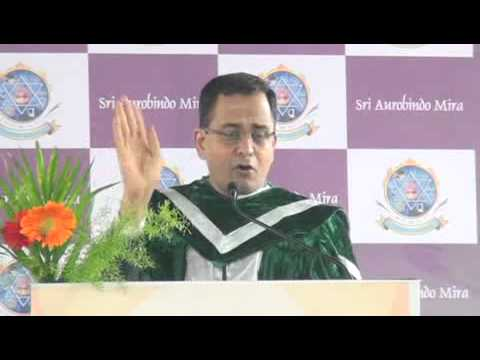 sri g r swaminathan 39 s speech 5th graduation day 2015 sri aurobindo mira college of. Black Bedroom Furniture Sets. Home Design Ideas